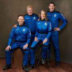 Star Trek-stjärnan Shatner rymdbunden med Blue Origin